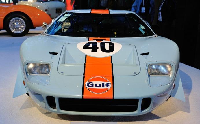 автомобильные аукционы Ford GT 40