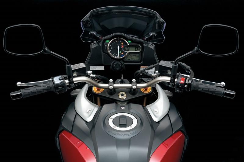приборы Suzuki V-Strom 1000 2014 года