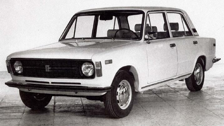 История ВАЗ 2101