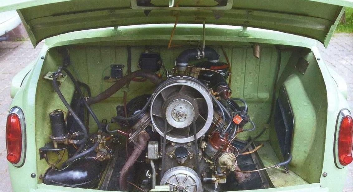 Мечта инженера ЗАЗ-965