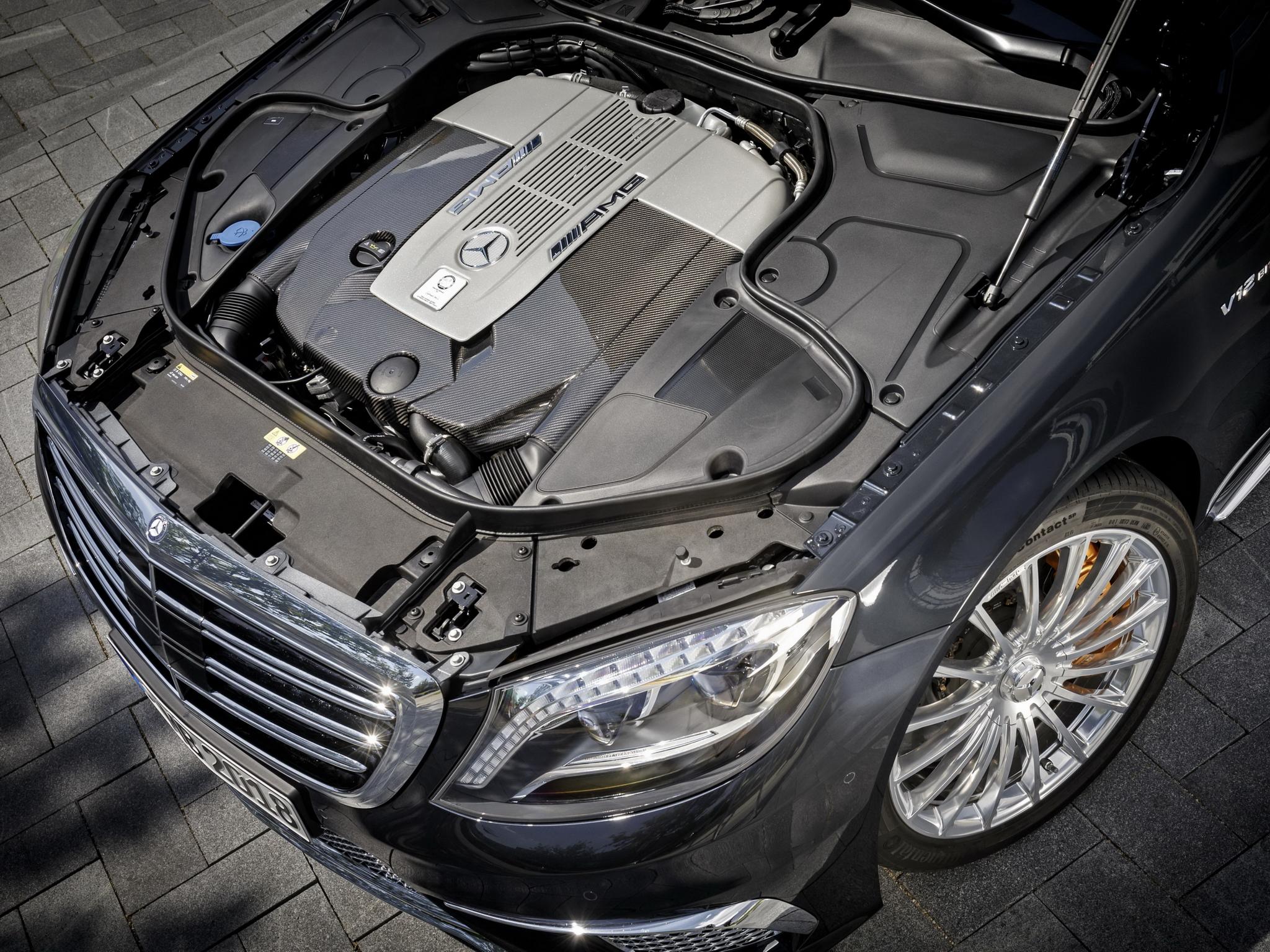 Mercedes-Benz S65 AMG W222