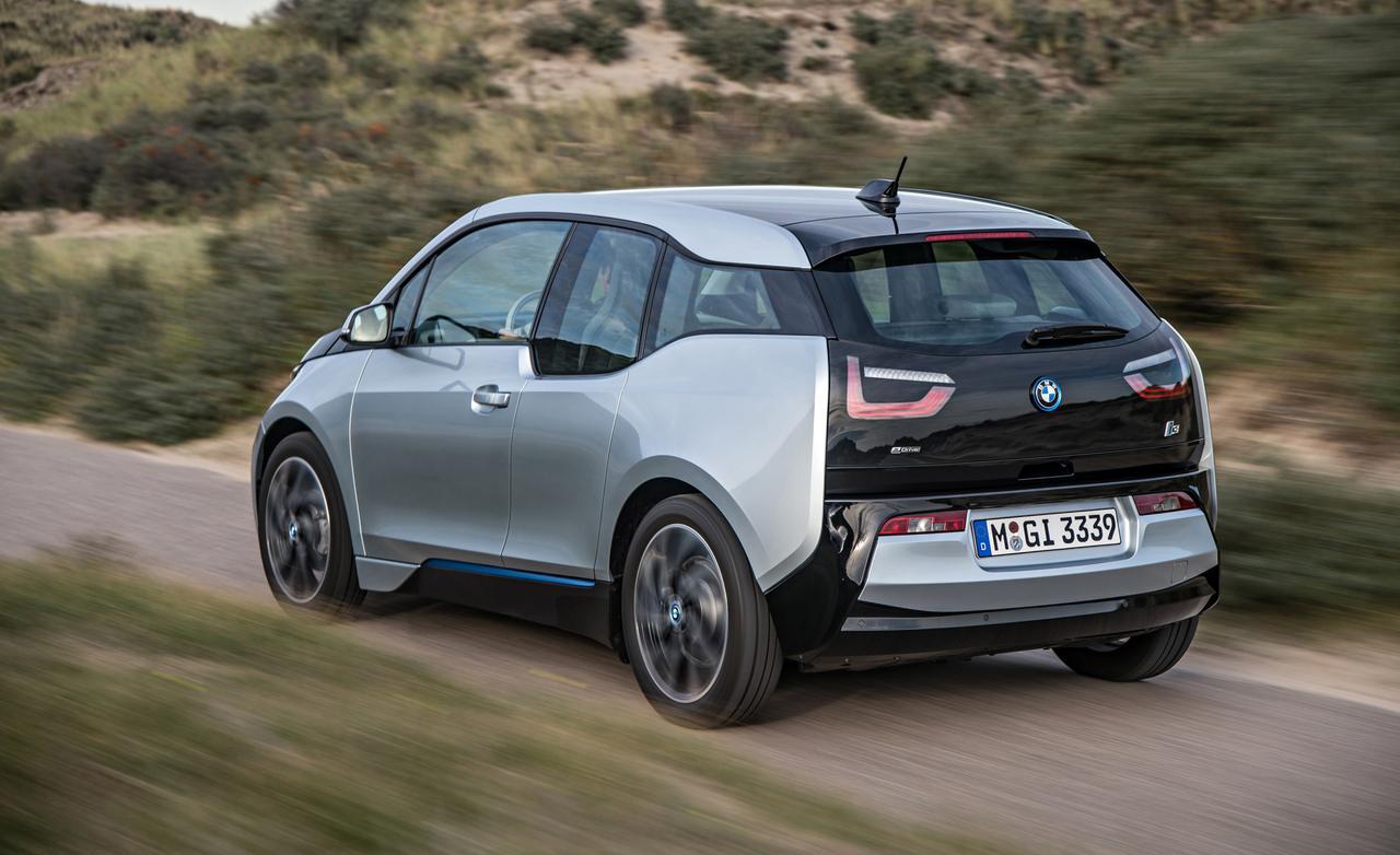 Тест-драйв нового BMW i3