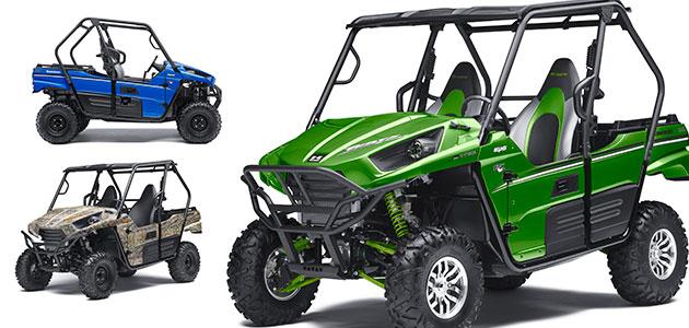 Обновленный Kawasaki Teryx 2014