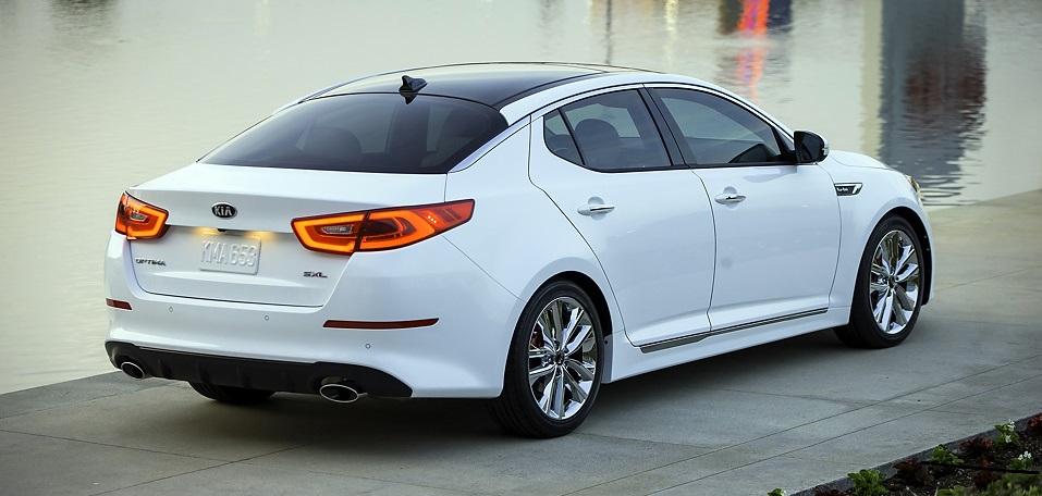 Тест нового Kia Optima 2014