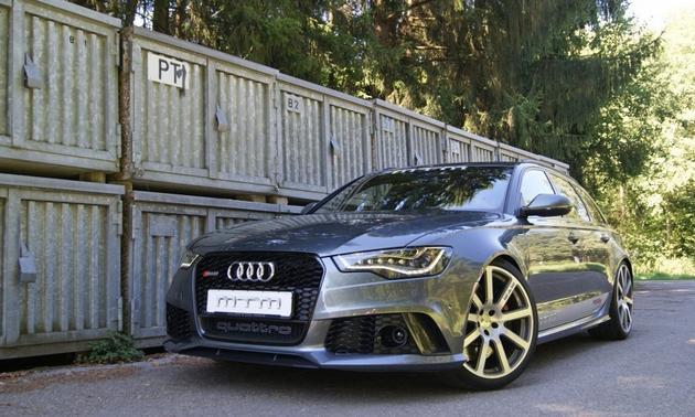 Audi RS6 Avant MTM C7 Power Pack