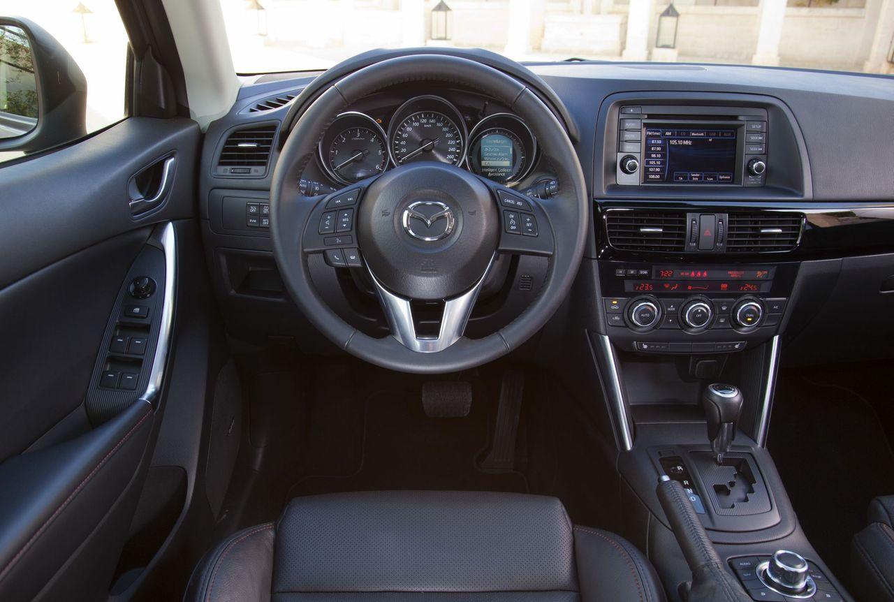 Mazda CX-5 SkyActiv-D 2.2