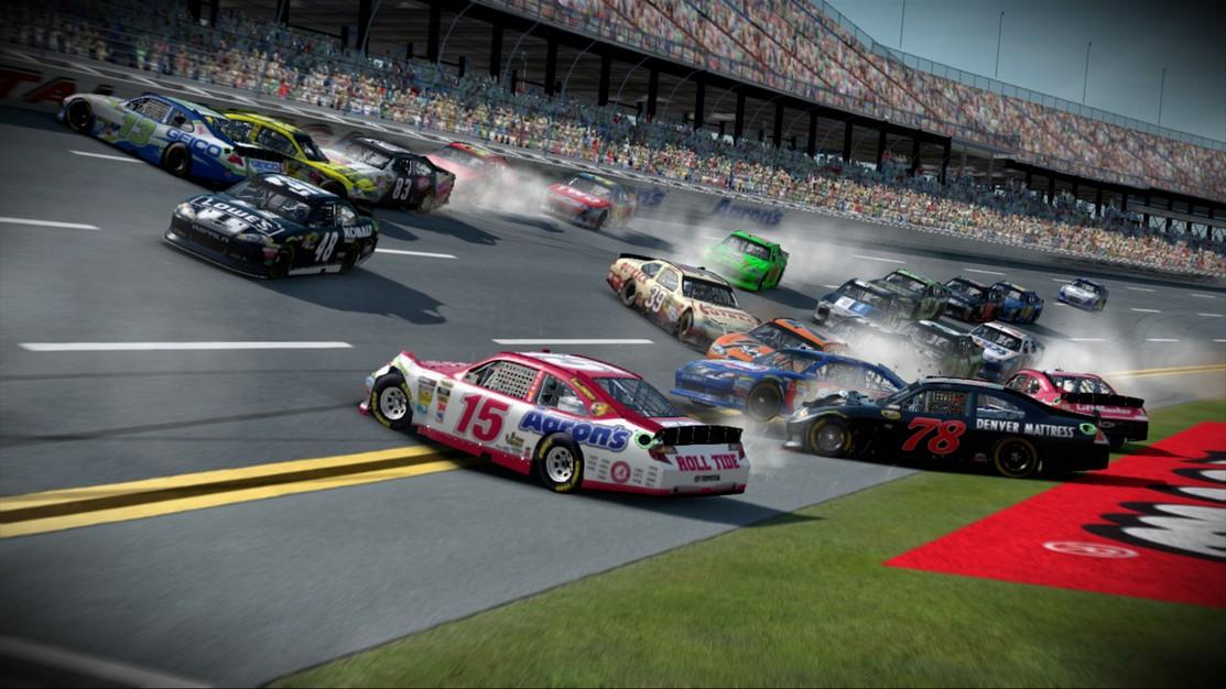 Симулятор NASCAR The Game: 2013