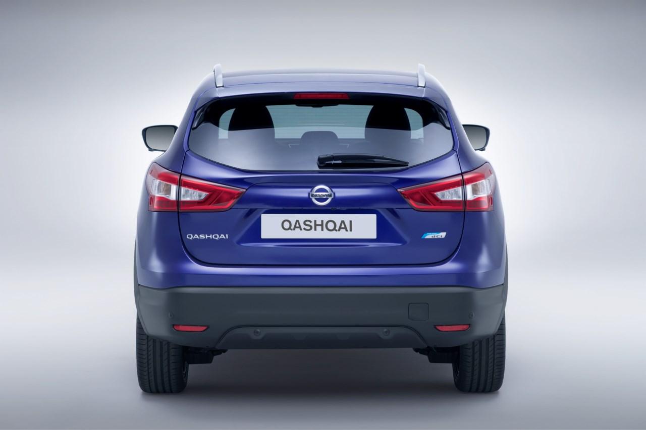 Nissan Qashqai второго поколения 2014