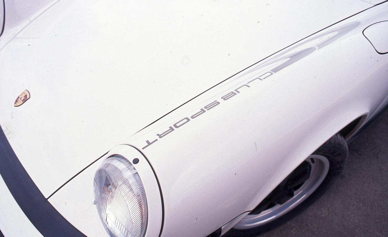 Porsche 911 Club Sport кузов 930 и Chevrolet Corvette Z51 С4 1988