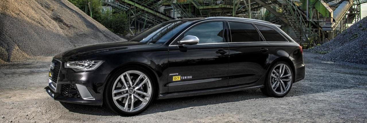Audi RS6 Avant от ателье OCT Tuning