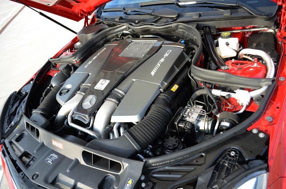 Mercedes-Benz C 63 AMG Black Series GAD Motors