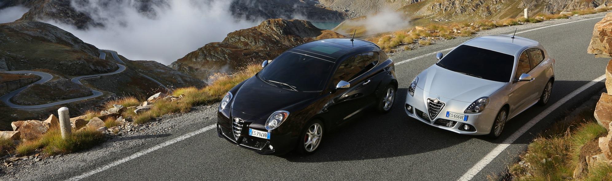 Тест-драйв Alfa Romeo Giulietta и Mito 2014