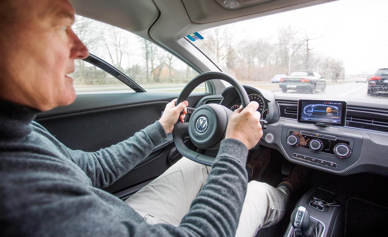 Тест-драйв экономичного Volkswagen XL1