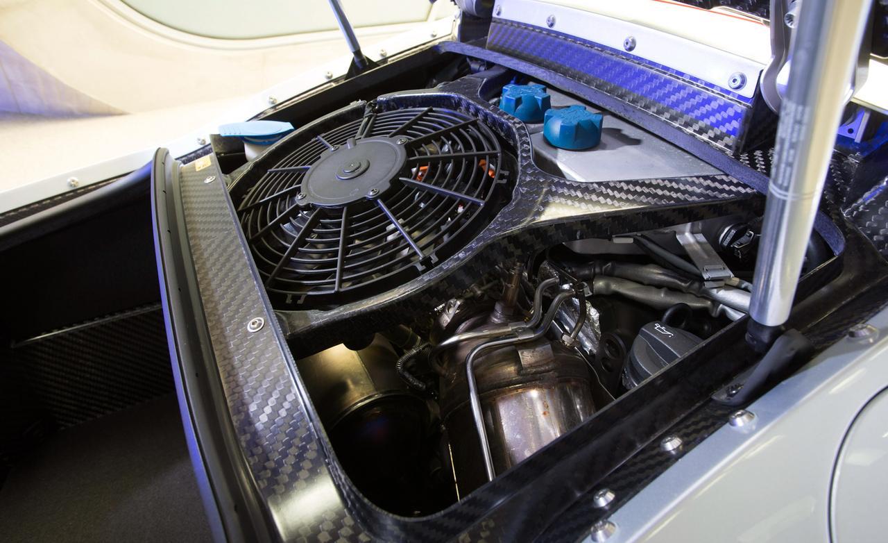 мотор Volkswagen XL1