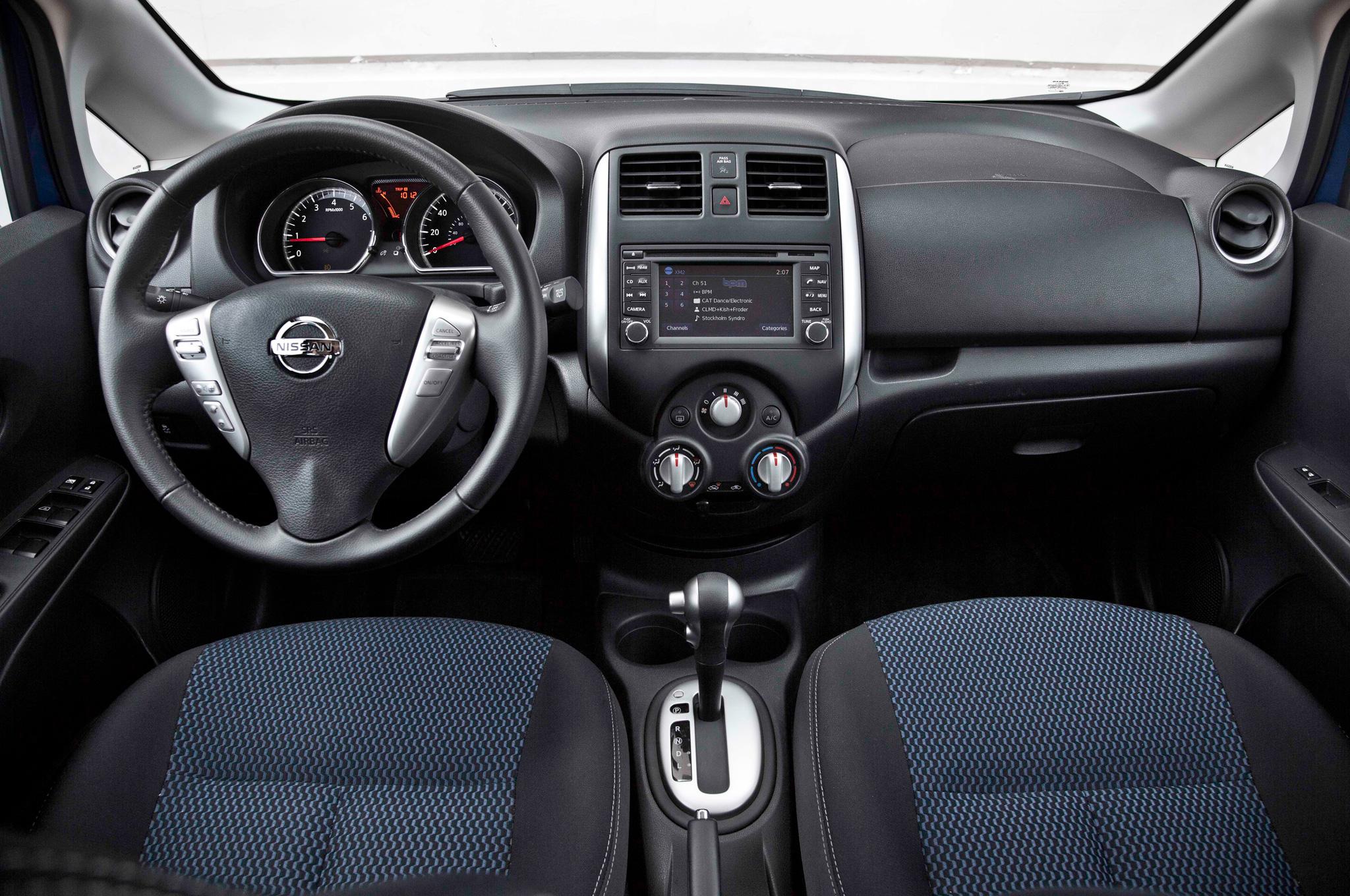 Тест-драйв нового Nissan Note 2014