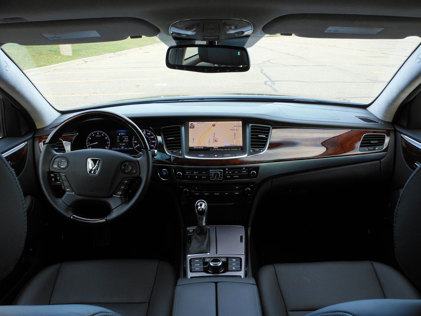 Hyundai Equus 2014