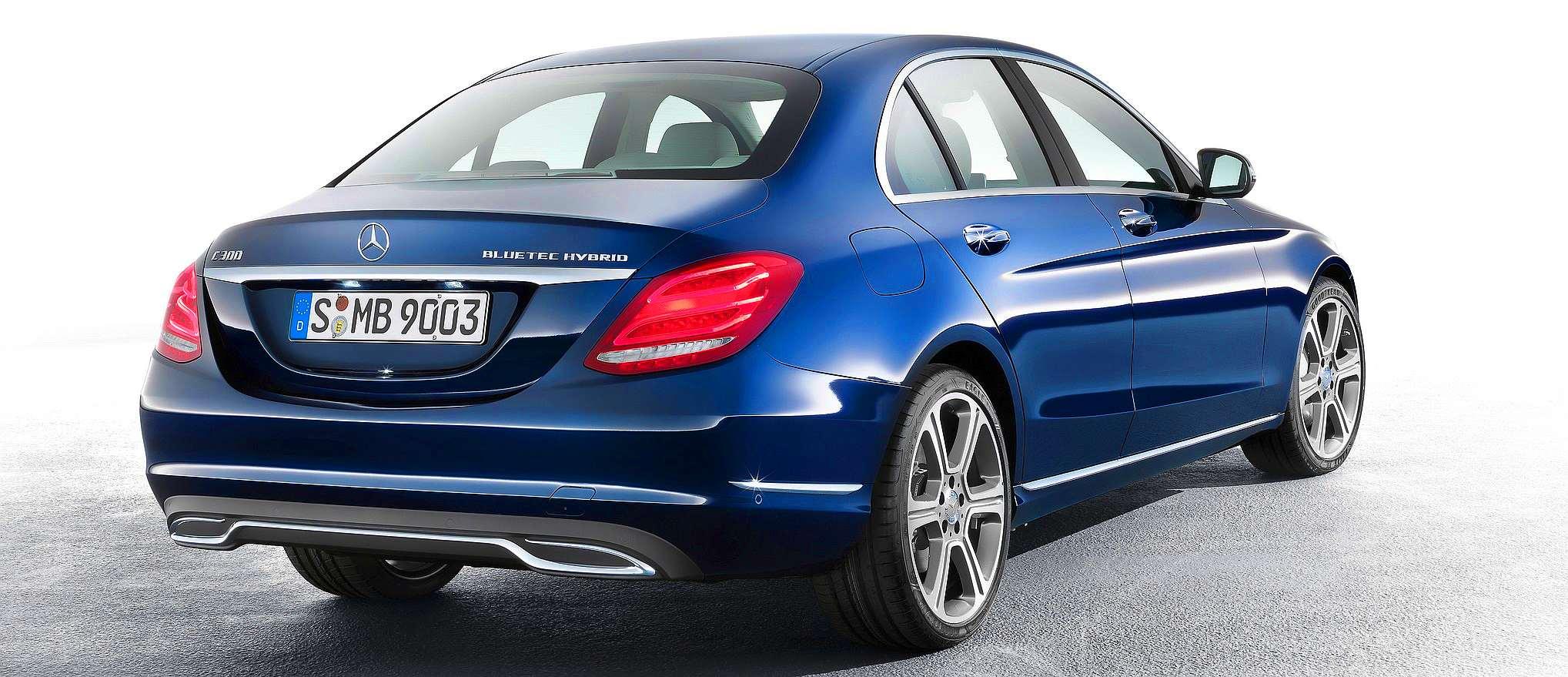 Mercedes-Benz C-class W205