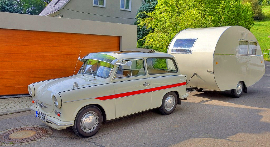 Trabant P600