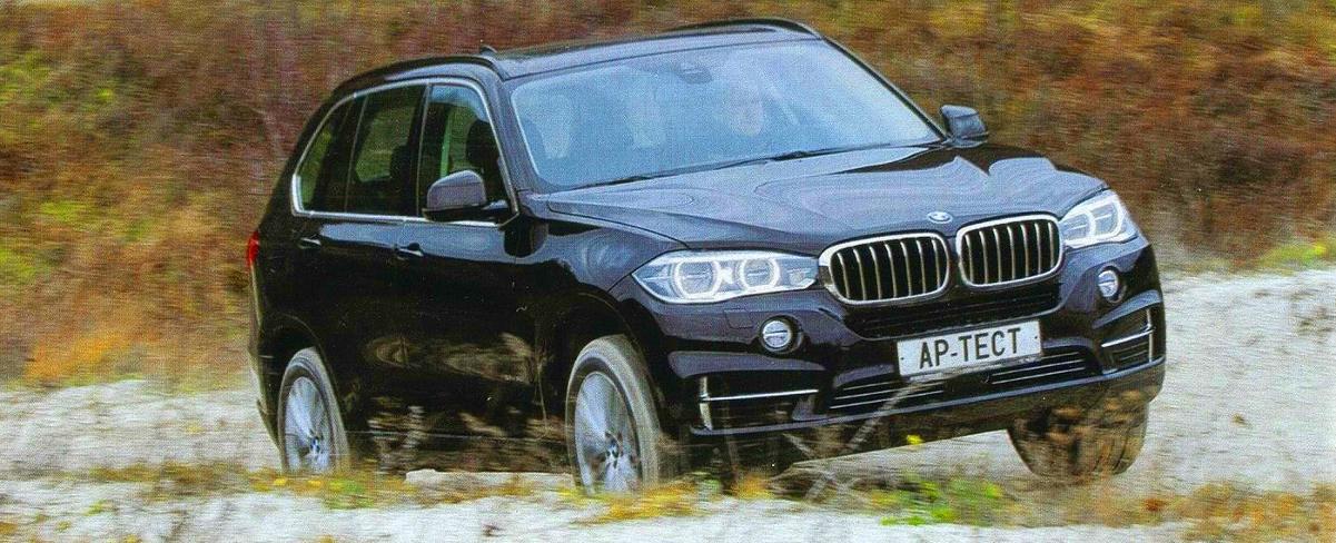 BMW X5 xDrive50i F15