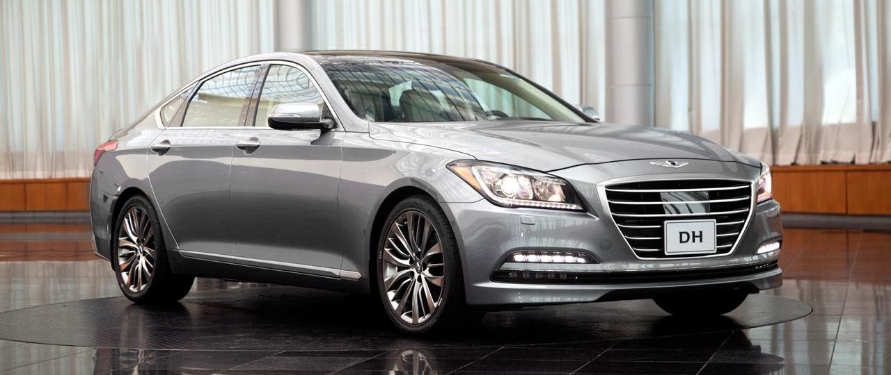 Hyundai Genesis DH
