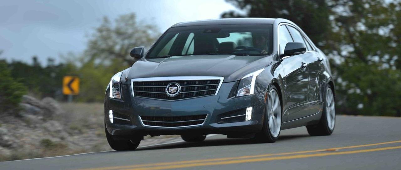 Cadillac ATS 2,5 L Ecotec 2013