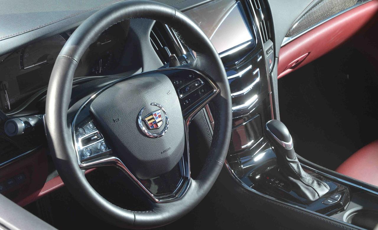 Cadillac ATS 2,5 L Ecotec