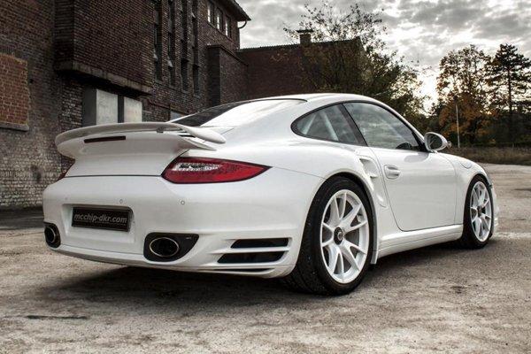Porsche 911 Turbo S 997 Mcchip-DKR