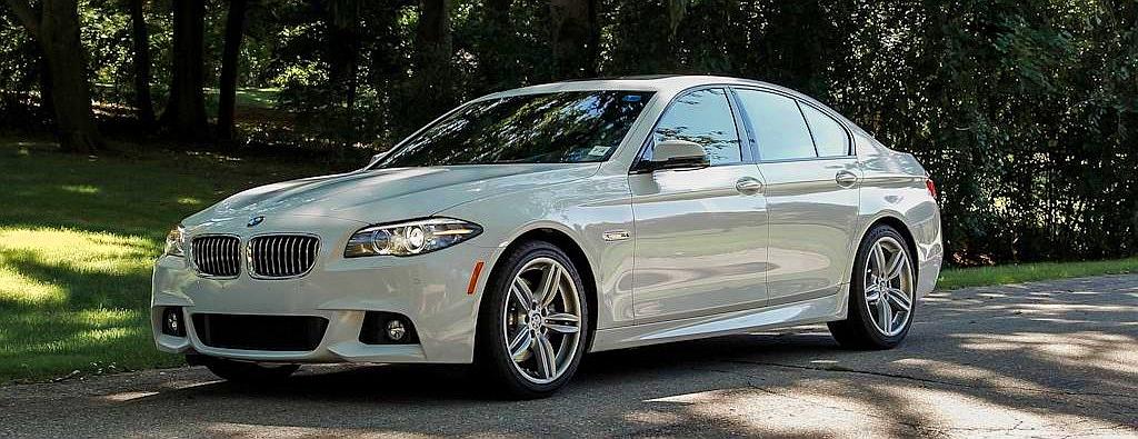 BMW 535i xDdrive F10