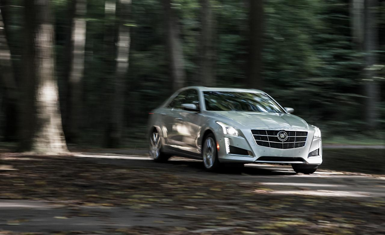Cadillac CTS 3.6