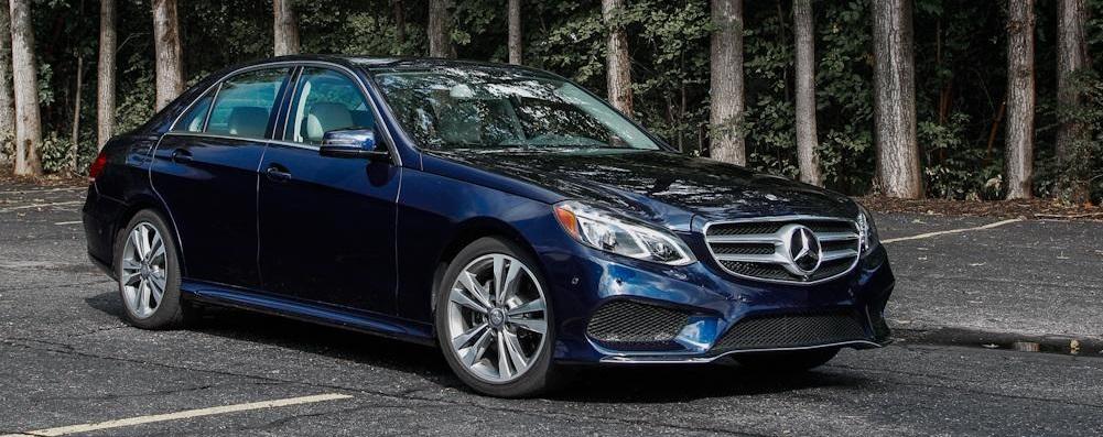 Mercedes-Benz E350 W212 рестайлинг