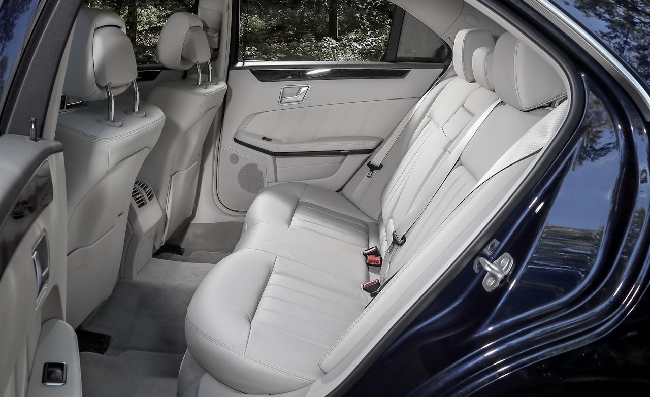 Mercedes-Benz E350 W212
