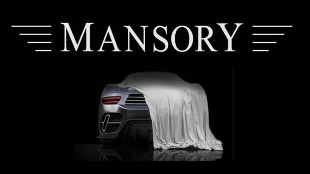 Именной Mansory Mourinho Supercar 2014