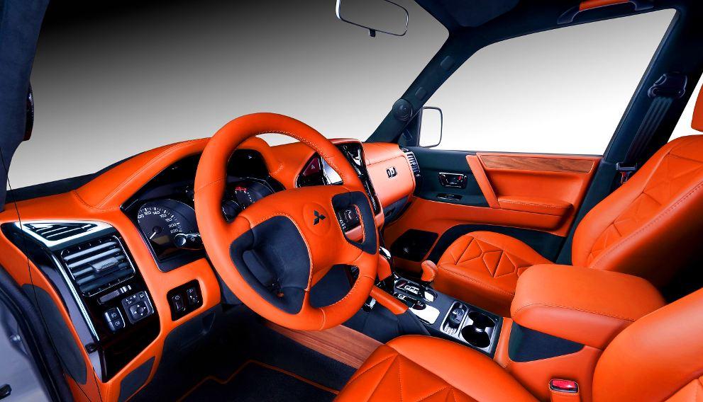Vilner Mitsubishi Pajero III