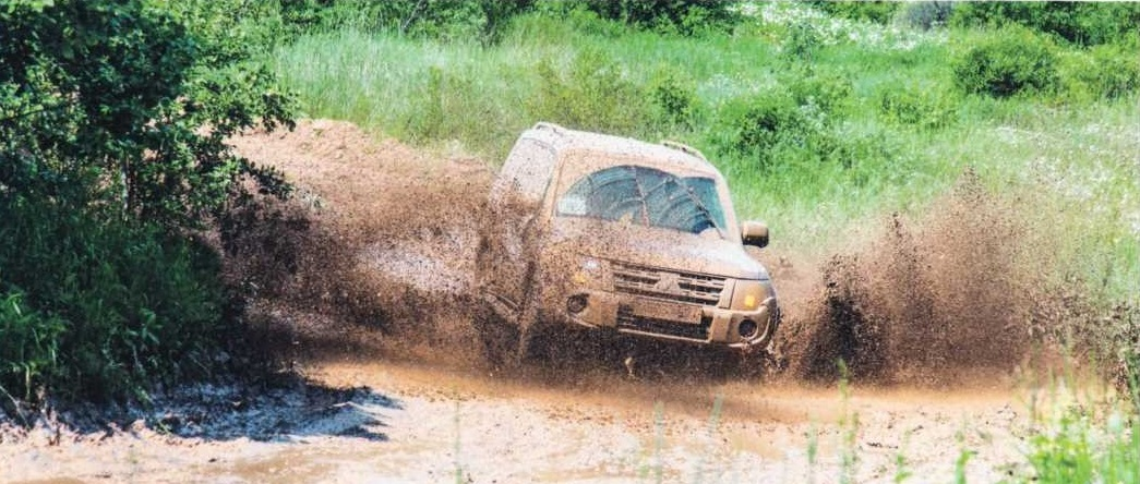 Юбилей Mitsubishi Pajero 30 лет