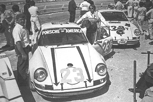 Porsche 911 RSR TARGA FLORIO 1972