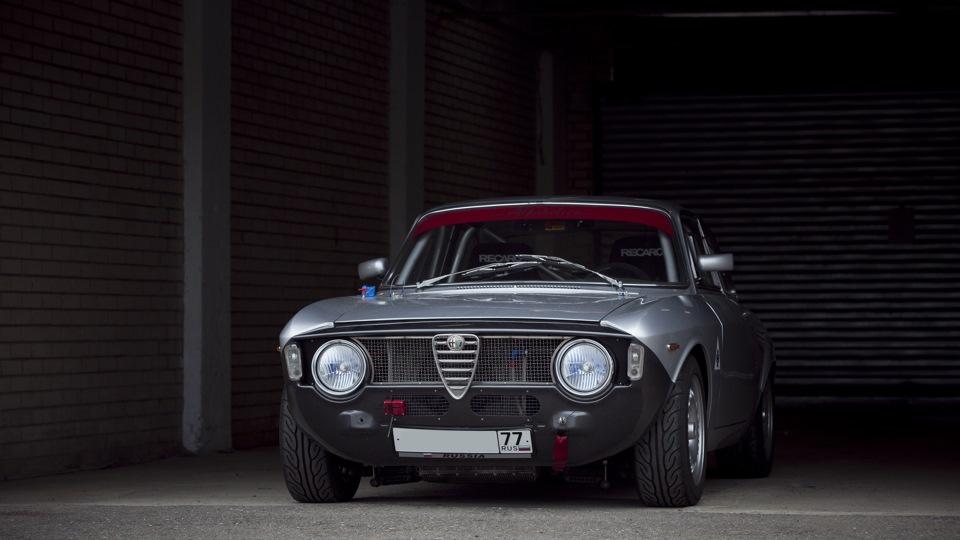 Alfa Romeo Giulia Sprint GT Veloce GTV 1967