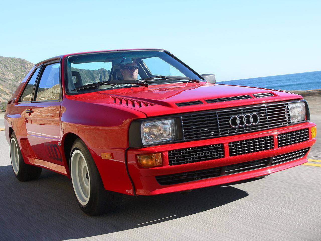 Lancia Hyena vs Audi Sport Quattro
