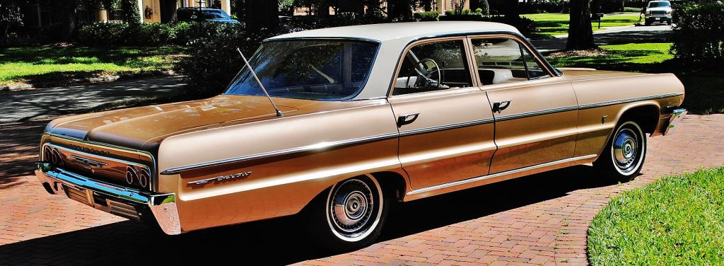 Chevrolet Bel Air седан 1964 года