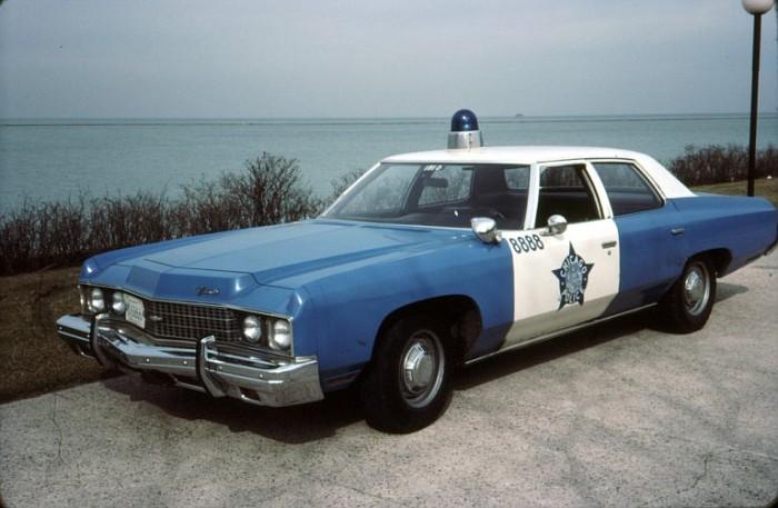 Chevrolet Bel Air 1975