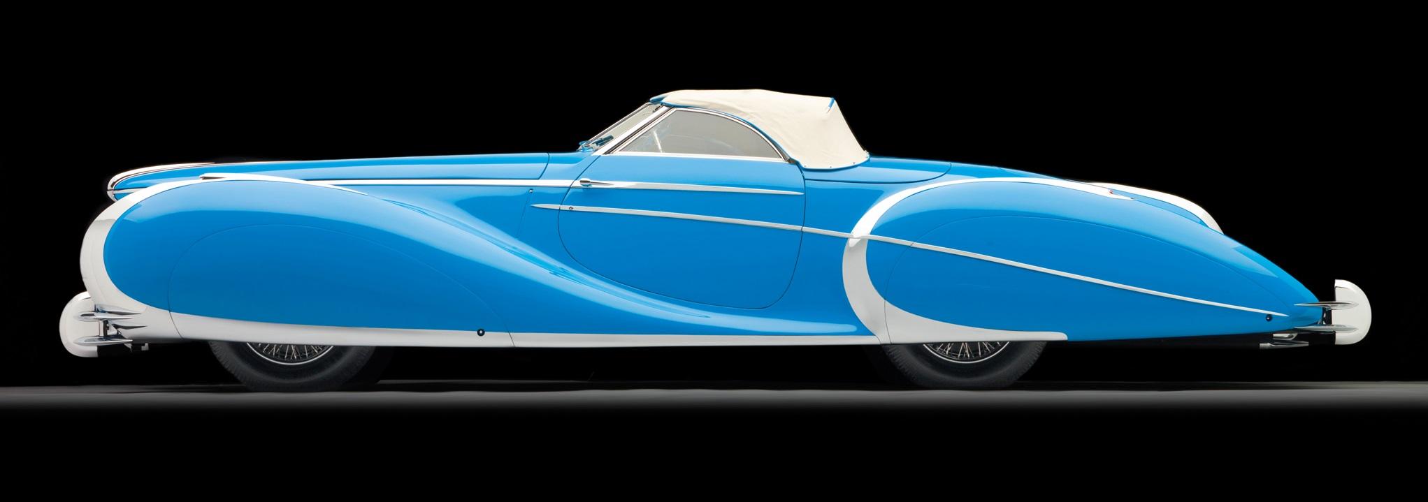 Delahaye 175 S Saoutchik Roadster