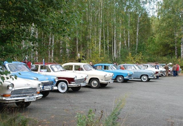 Берегись автомобиля-2013 в Екатеринбурге