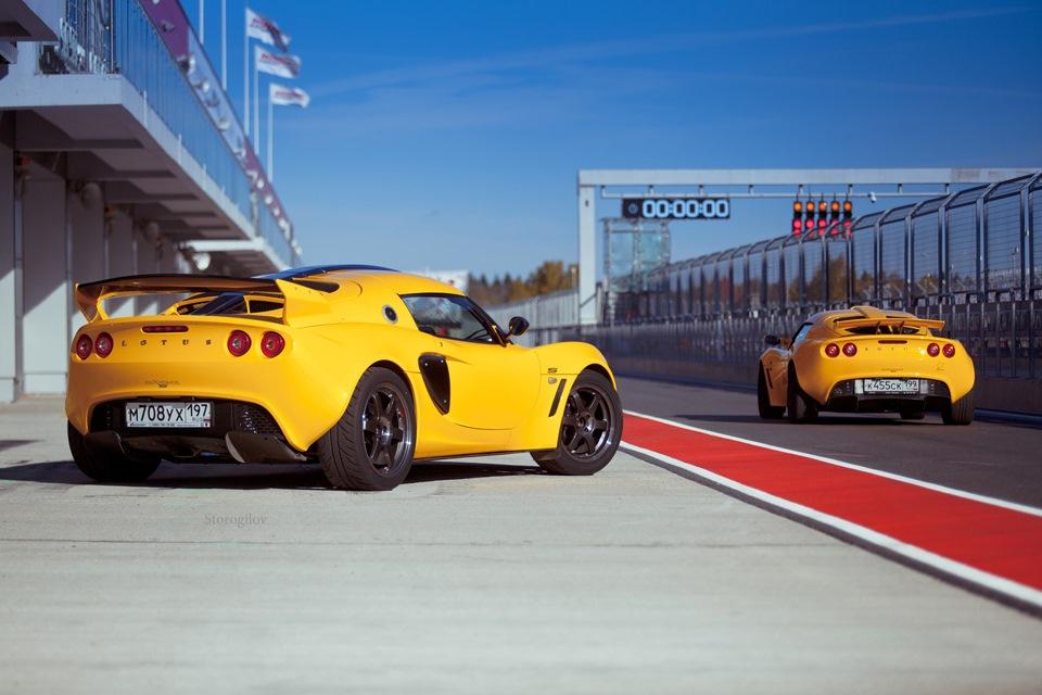 Тюнинг Lotus Exige 2010 года выпуска