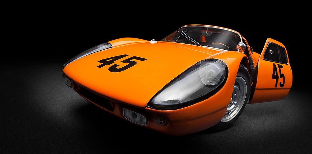 Porsche 904 GTS 1964 года выпуска