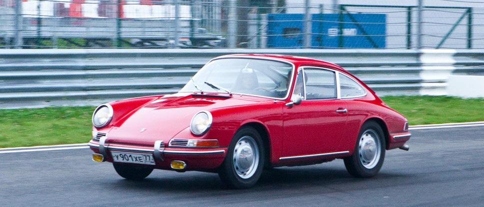 Опыт эксплуатации Porsche 911 1965 года выпуска