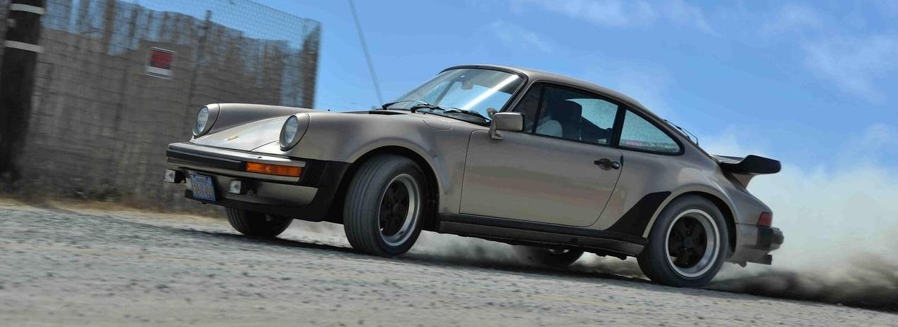 Первый Porsche 911 Turbo, начало турбо-легенды под номером 930
