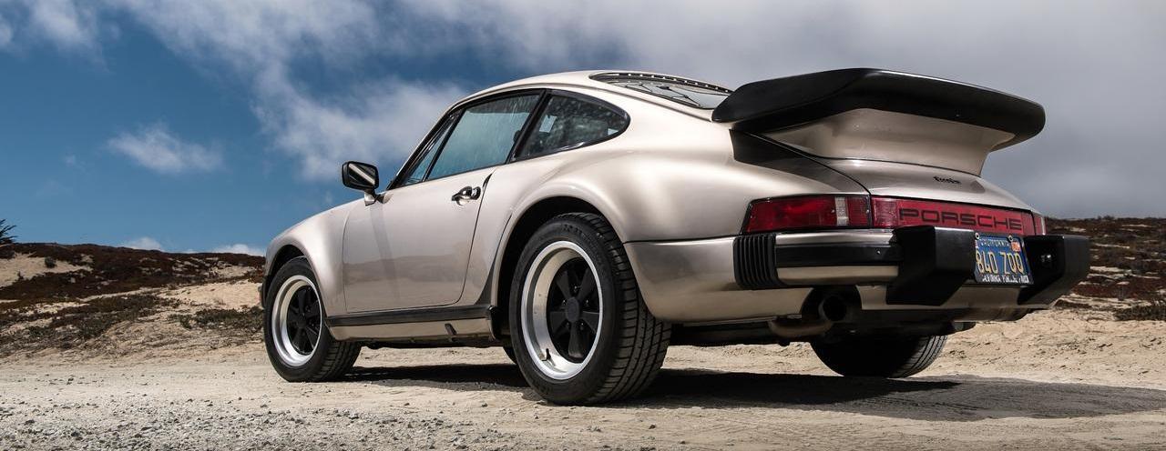 Porsche 911 Turbo 78 тест-драйв