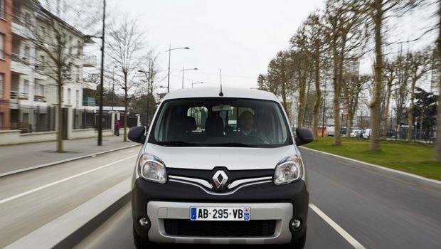 Renault Kangoo 2014 тест