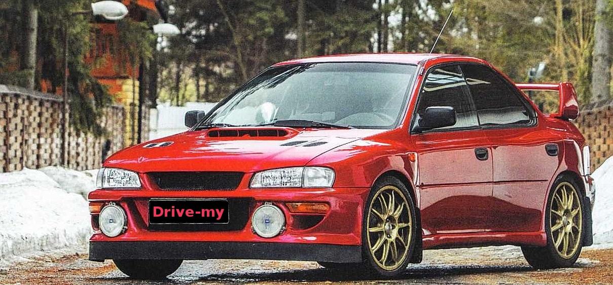 Subaru Impreza 1995