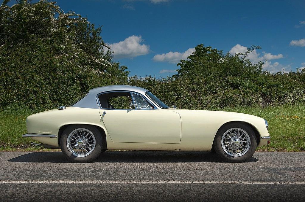 1962 Lotus Elite тест