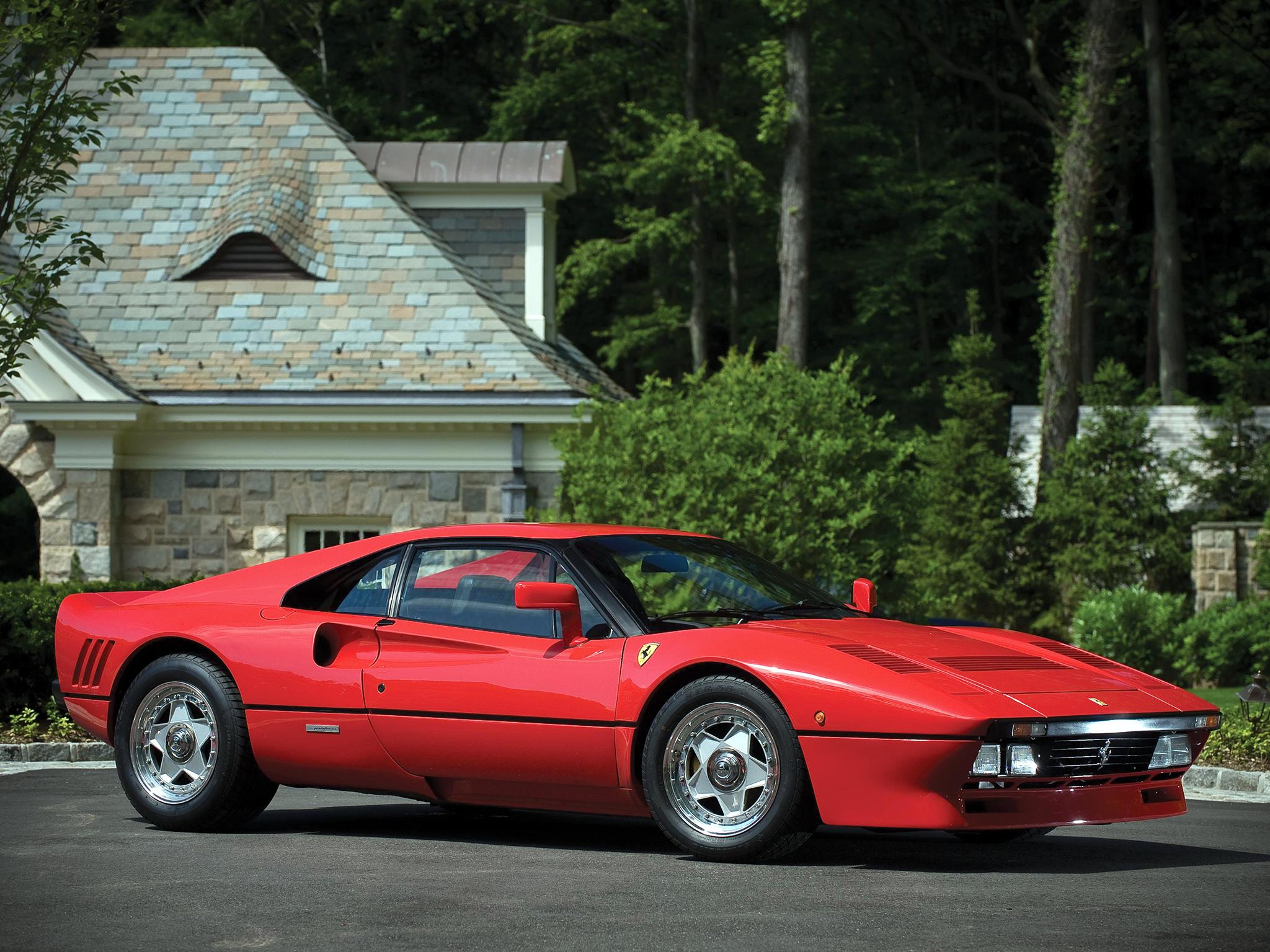 Ferrari 288 GTO - 1984 года